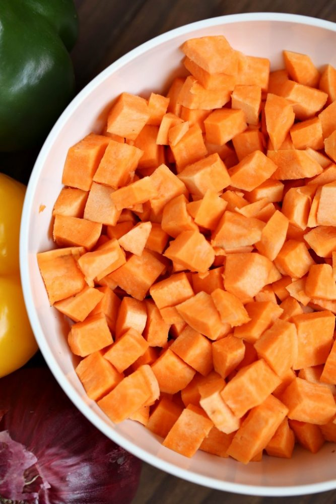 Easy Vegetarian Chili Recipe