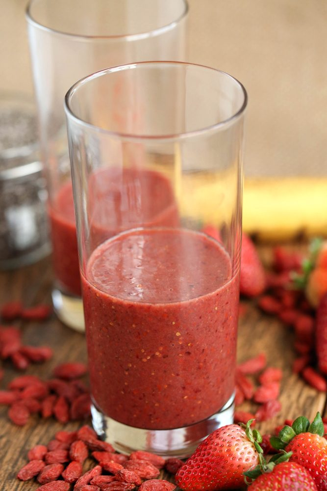 Goji Berry Smoothie Recipe