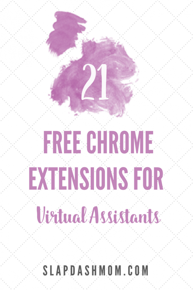 Free Chrome Extensions for Virtual Assistants