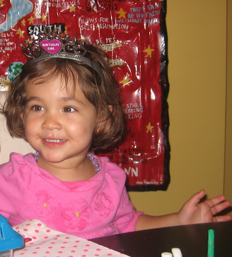 josephine palermo 2nd birthday