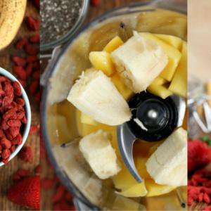 Goji Berry Smoothie Recipe