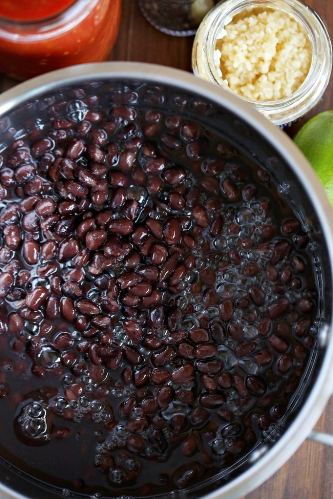 Weight Watchers Simple Black Bean Chili Recipe