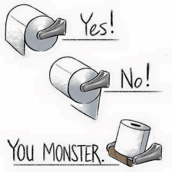 Over or Under Charmin