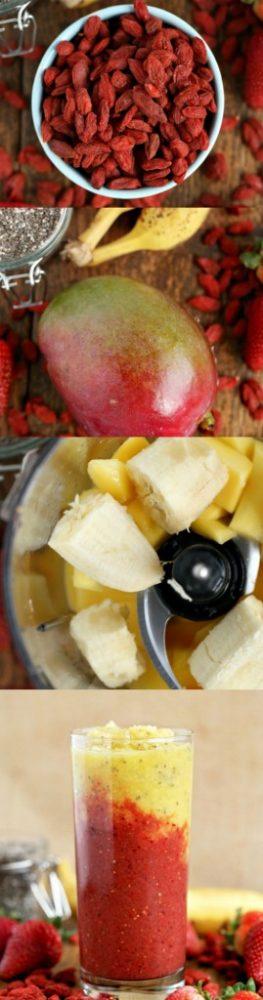 Goji Berry Smoothie Recipe - 0 PointsPlus