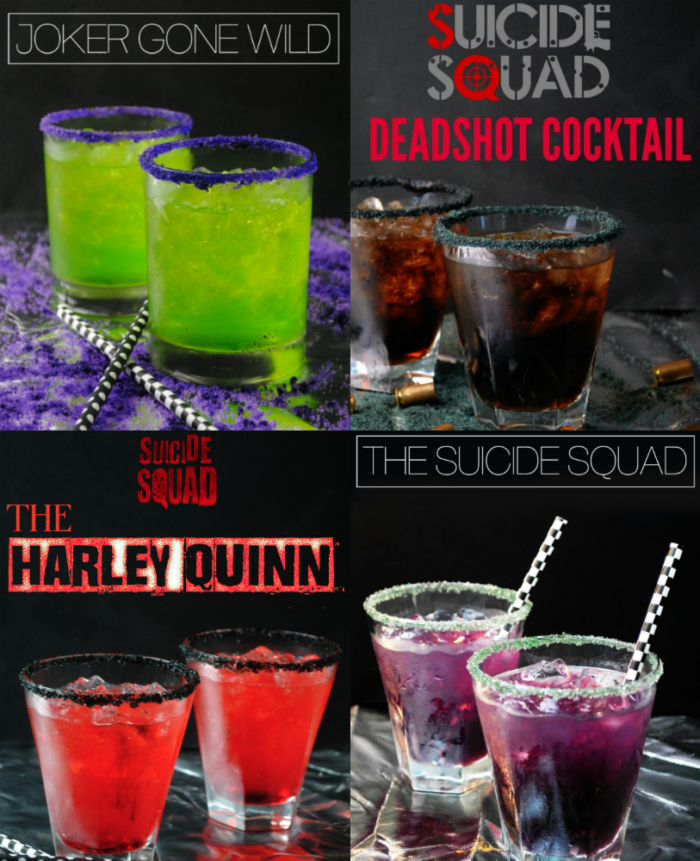 Suicide Squad Halloween Party Ideas