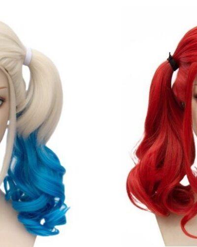 suicide squad wigs