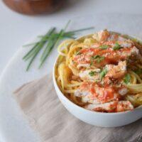 Weight Watchers Chicken Tomato Pasta