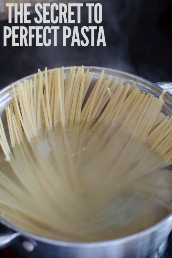 How to Cook Perfect Spaghetti Every Time