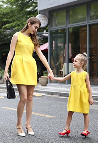 vintage mother daughter outfits