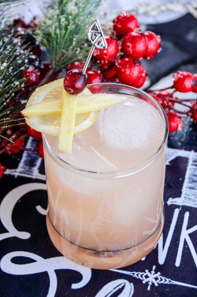 Easy Holiday Mocktails