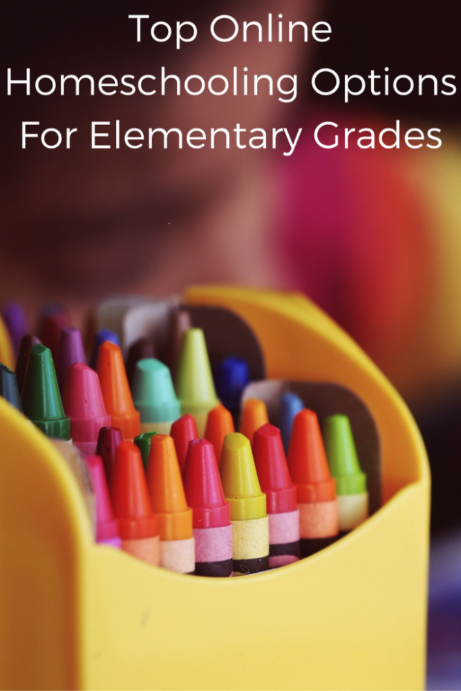 Top Online Homeschooling Options For Elementary Grades
