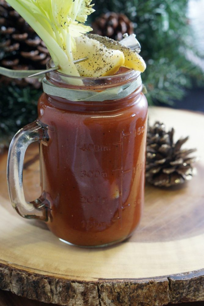 How to make a Bloody Mary without alcohol