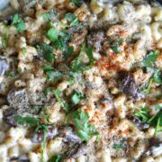 Easy Skillet Macaroni and Cheese