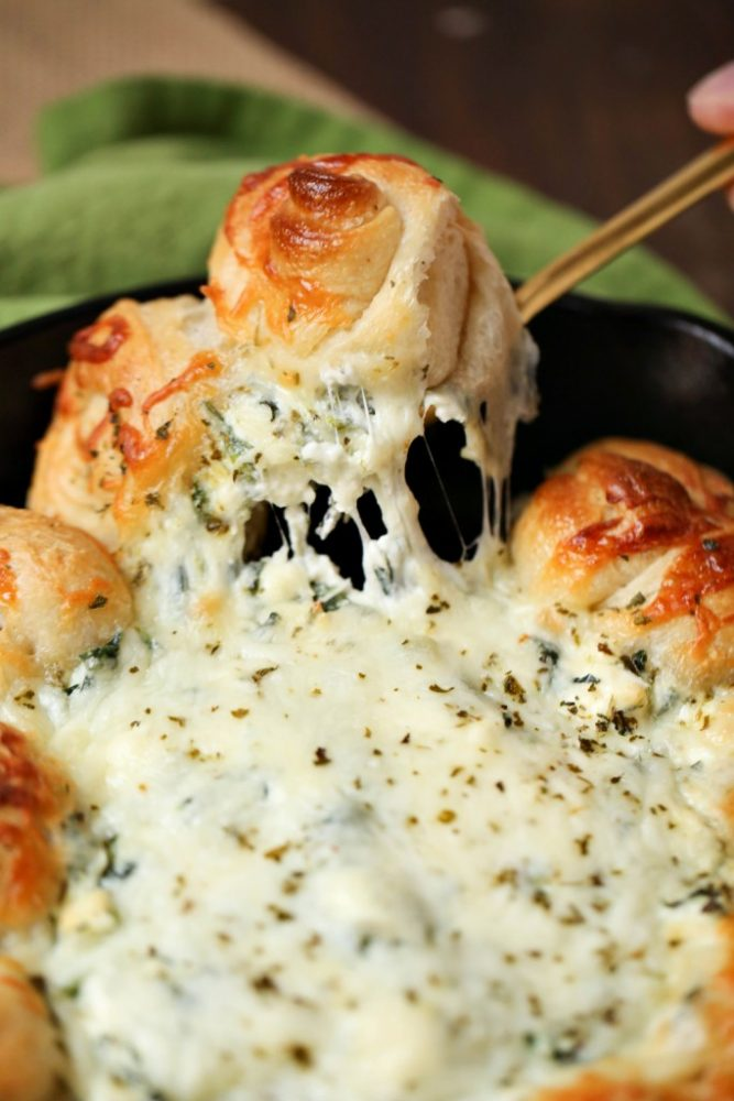 Best Spinach Dip Recipe