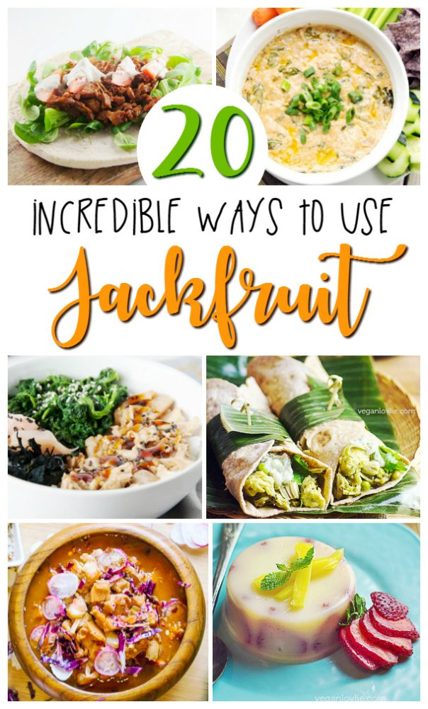 20 Jackfruit Recipes That Will Blow Your Mind