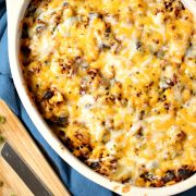 Weight Watchers Taco Casserole Recipe