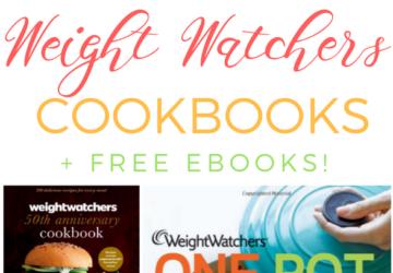 Best Weight Watchers Cookbooks