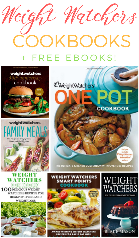 Best Weight Watchers Cookbooks