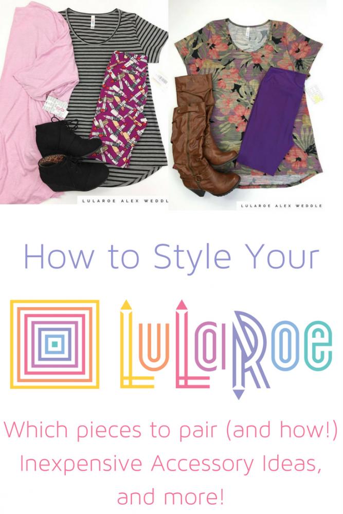 LuLaRoe Style Ideas