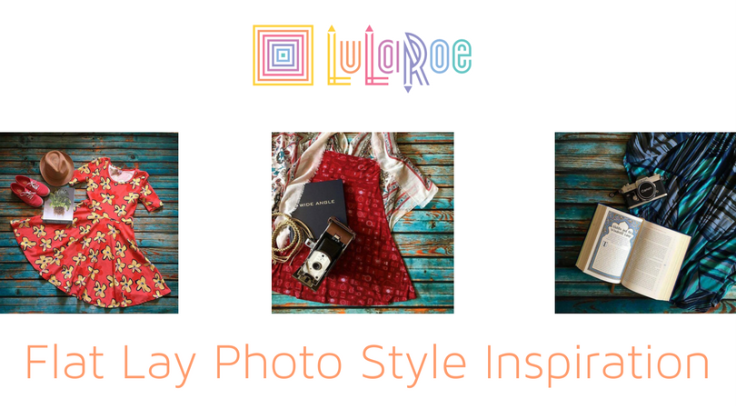 Creative Ways to Photograph LuLaRoe for Consultants
