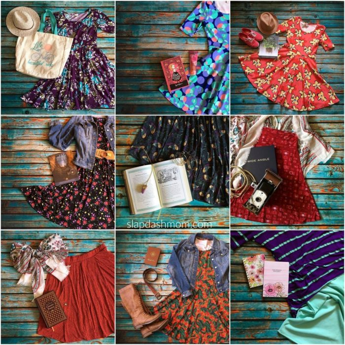 How to Style LuLaRoe for Pictures