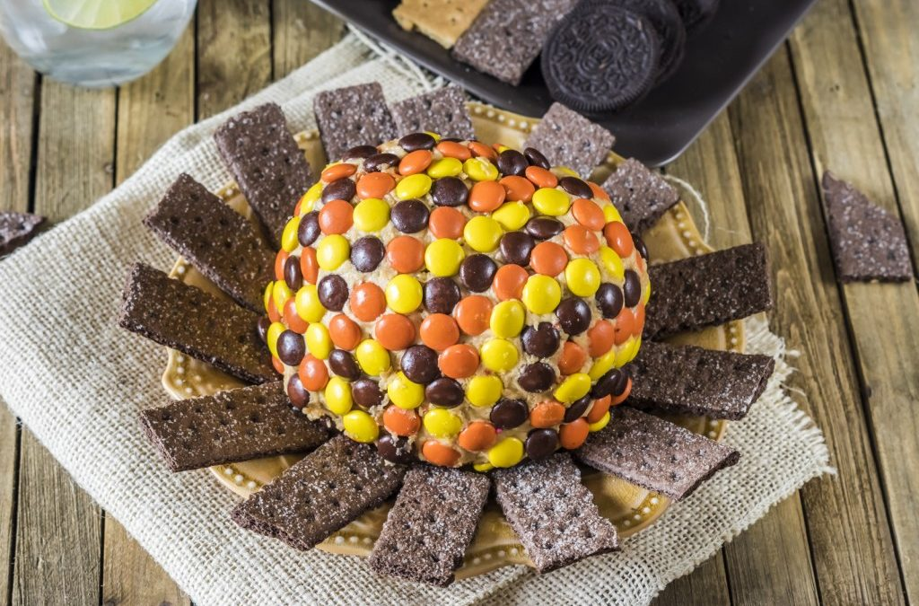 Best Reese's Peanut Butter Cheese Ball