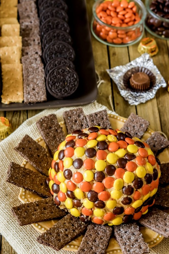 Easy Peanut Butter Cheese Ball Recipe