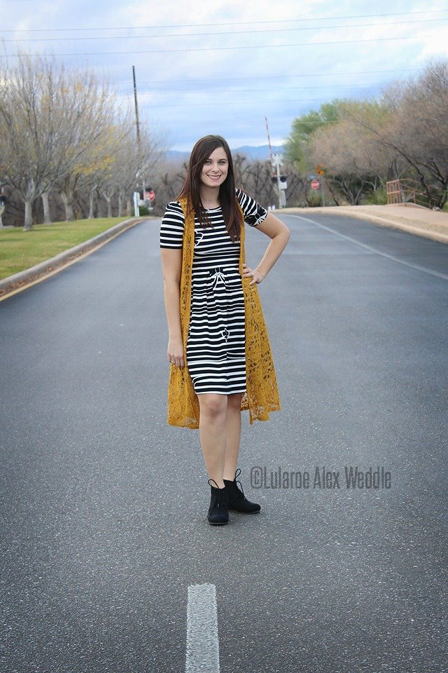 LuLaRoe Style Amelia and Joy, by Alex Weddle