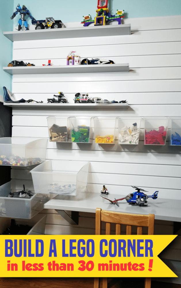 LEGO Storage Corner