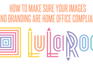 LuLaRoe Home Office Compliant Designs