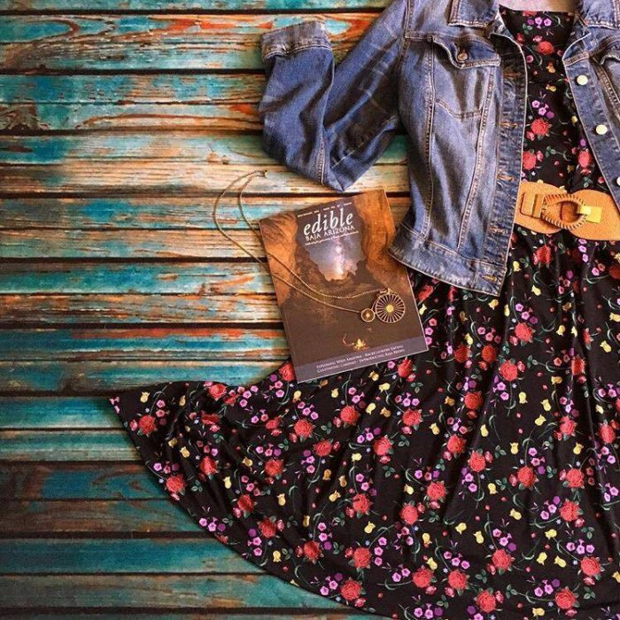 How to style LuLaRoe for flat lay pictures