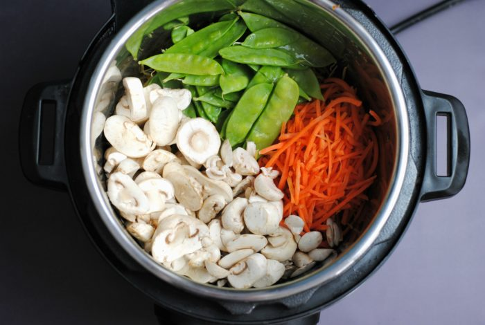 Instant Pot Lo Mein Recipe