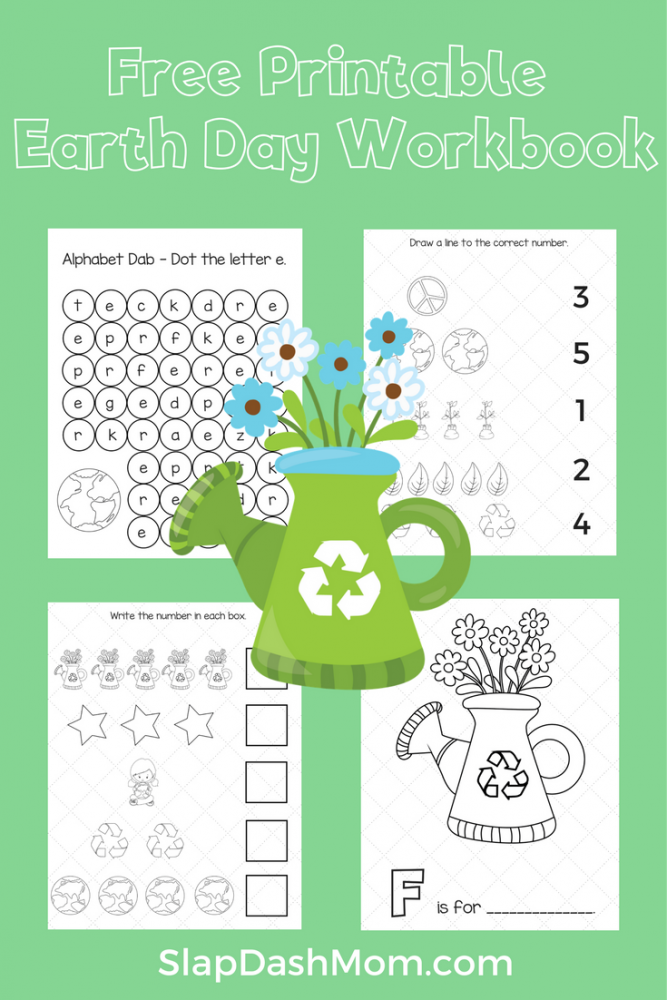 Earth Day Workbook