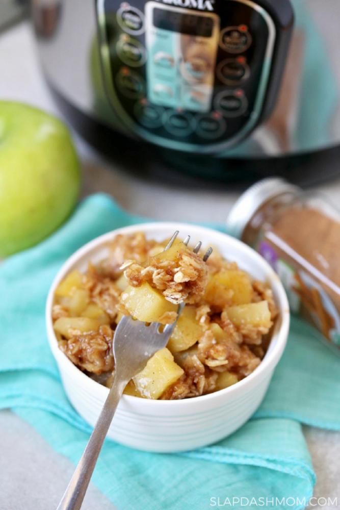 Best Instant Pot Apple Crisp