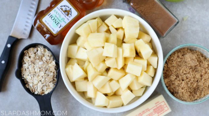 Best Instant Pot Apple Crisp Recipe