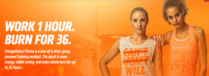 What is Orange Theory Fitness?