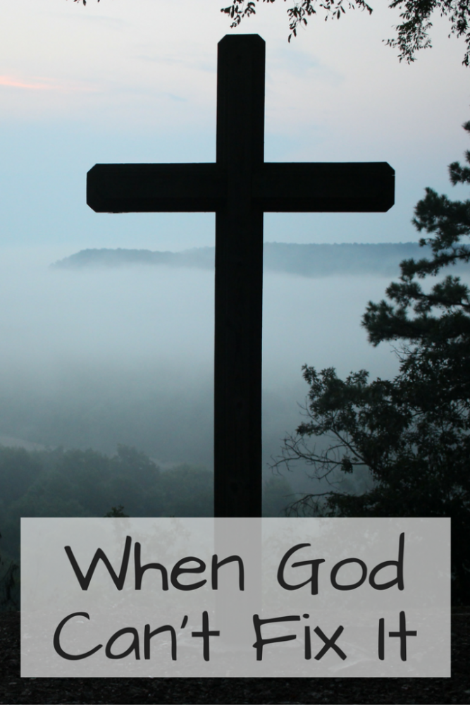 When God Cant Fix It