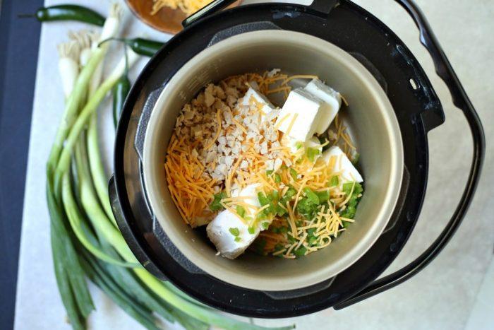 Instant Pot Jalapeno Dip