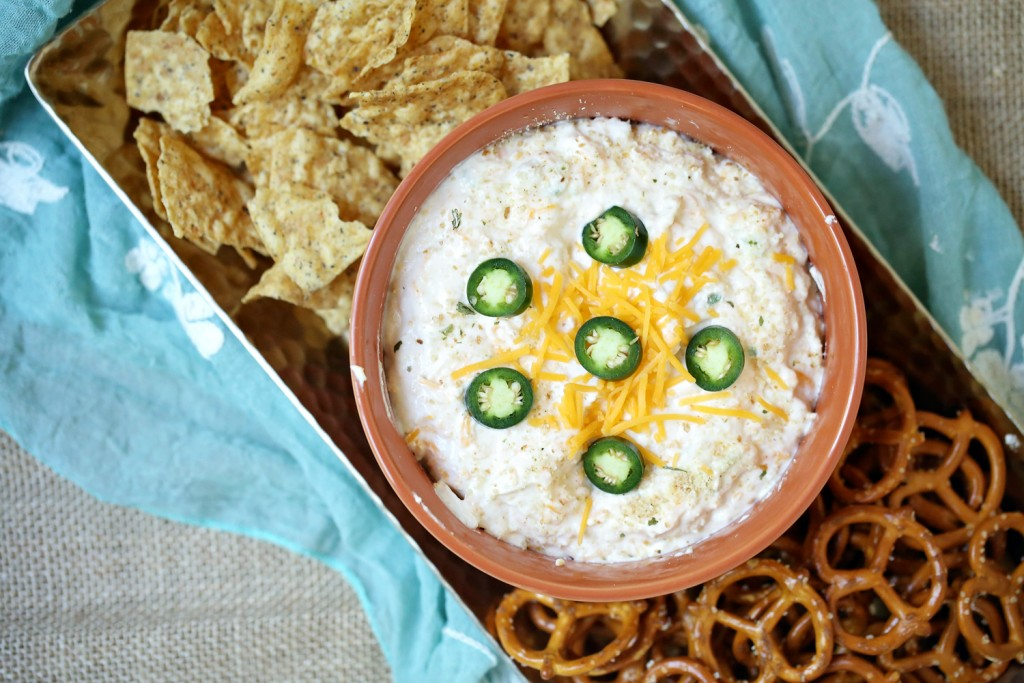 Instant Pot Jalapeno Dip – 1 Point FREESTYLE
