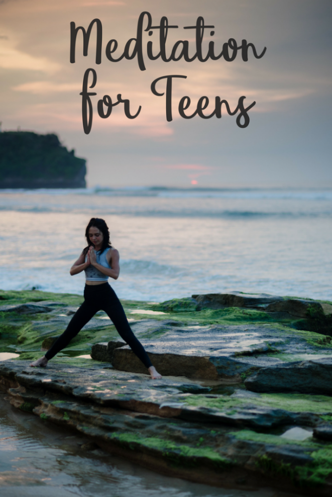 Meditation for Teens and Tweens