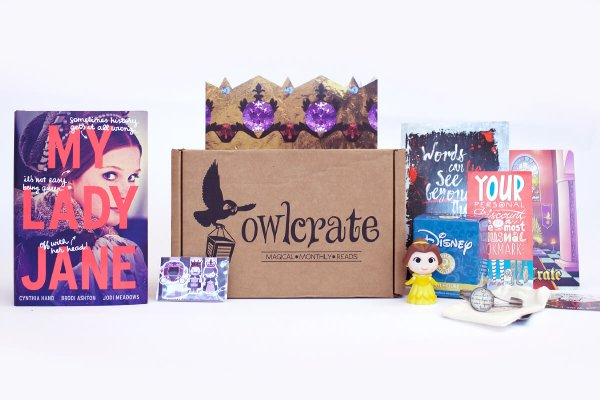 OwlCrate Subscription