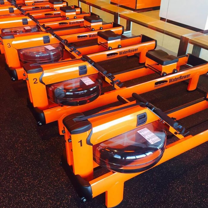 row machine orangetheory