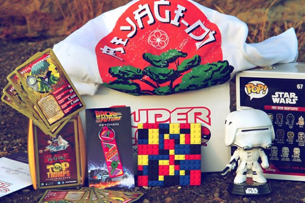 Super Loot Subscription Box