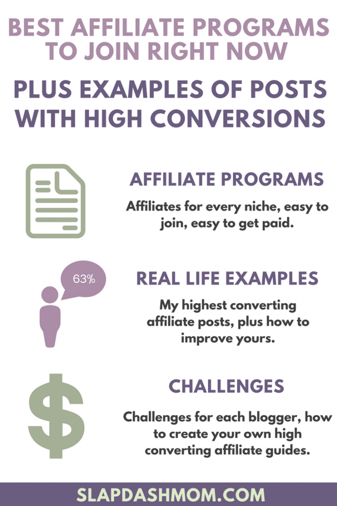 Best Affiliate Programs to Join