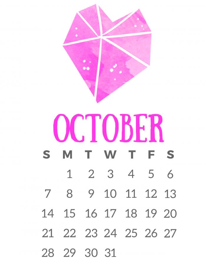 Free Printable 2018 Calendar
