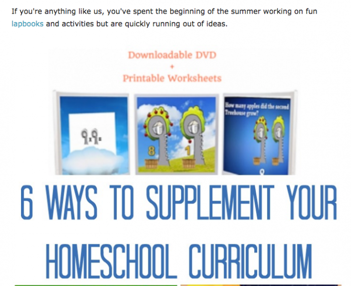 Best Affiliate Programs to Join for Homeschoolers