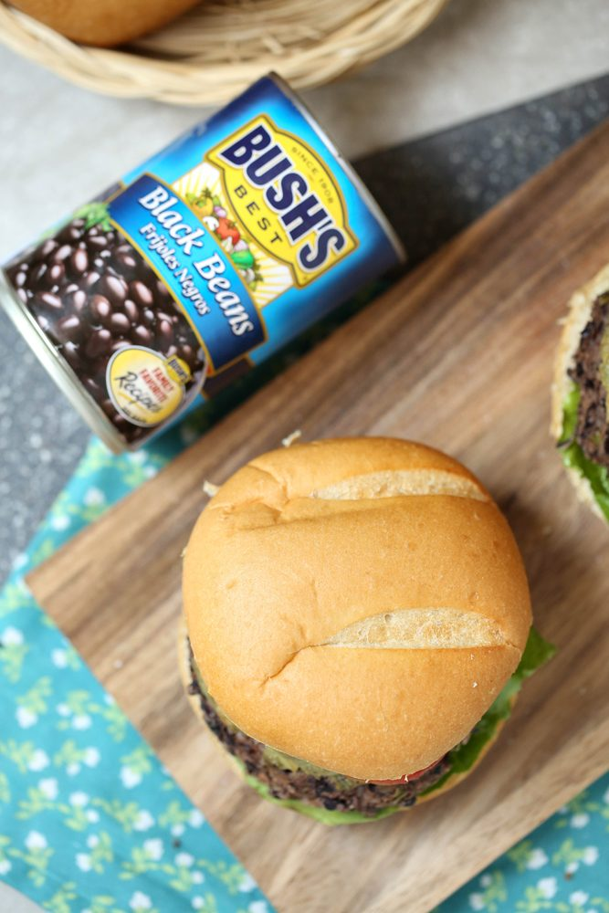 Best Black Bean Burgers