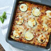 Weight Watchers Lasagna Recipe