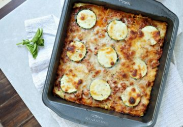 Weight Watchers Lasagna Recipe