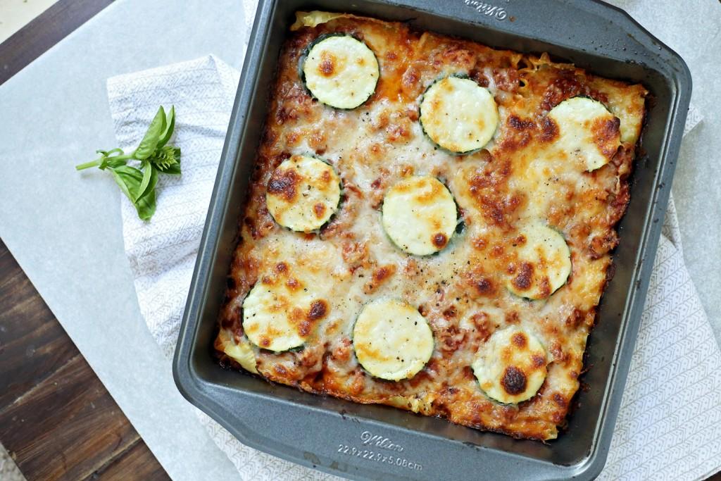Weight Watchers Lasagna